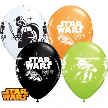 Globos Star Wars