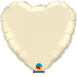 Globo Corazón de foil...