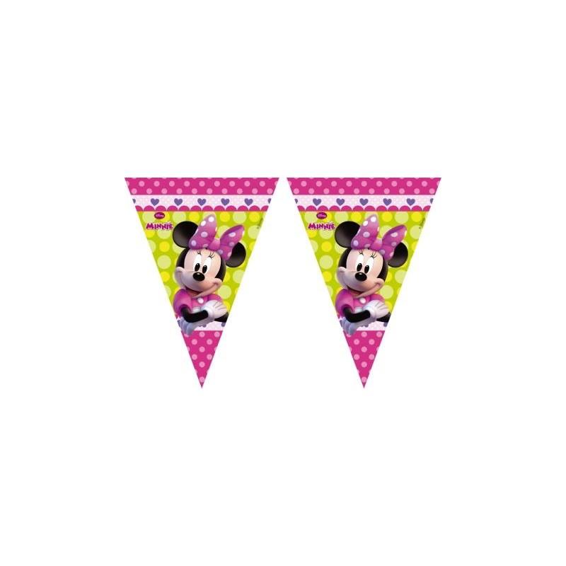 Banderolas Minnie