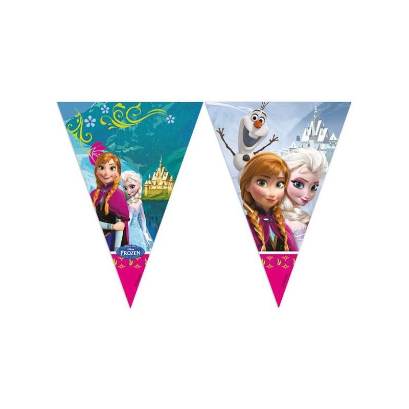 Banderolas Frozen