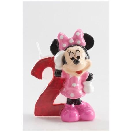 Vela Minnie número 2