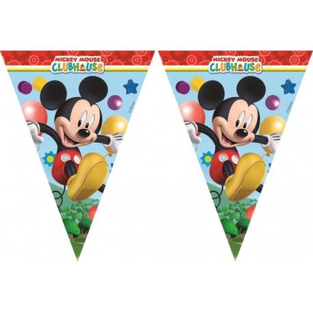 Banderolas Mickey