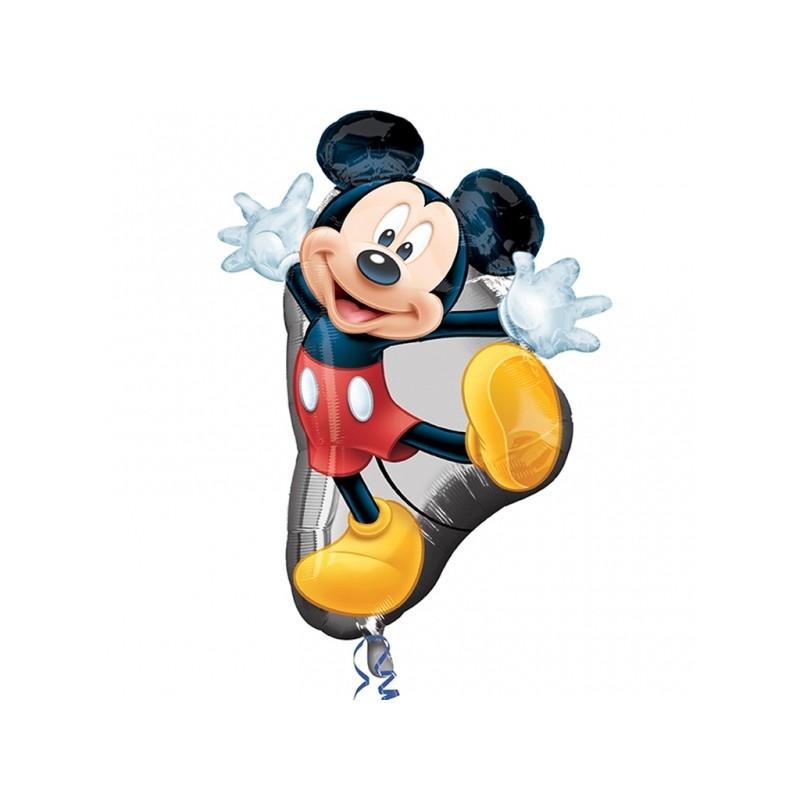 Globo Mickey Cuerpo Foil