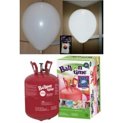 Pack globos LED BLANCO TG plus