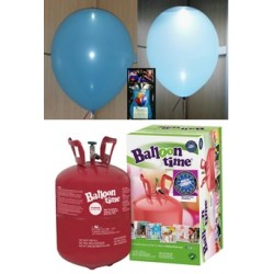 Pack globos LED AZUL TG plus