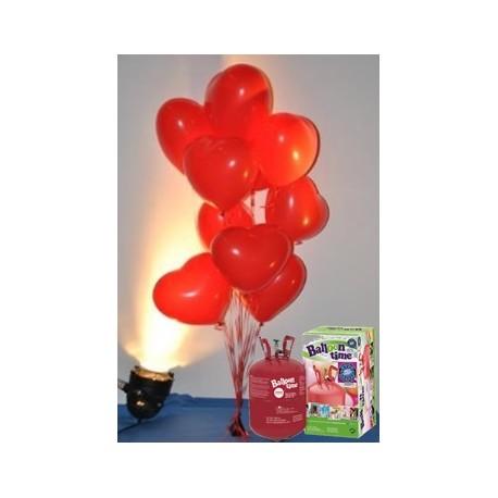 Pack San Valentín látex PLUS