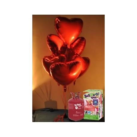 Pack San Valentín foil PLUS