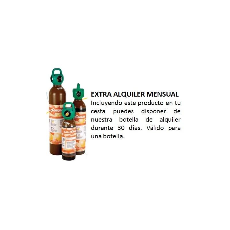 ALQUILER MENSUAL PARA EL HELIO