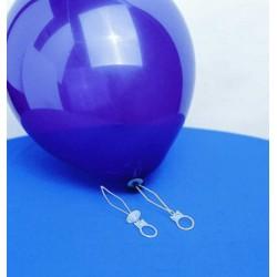 Cierre de anilla para globos pequeños