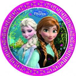 Platos Frozen