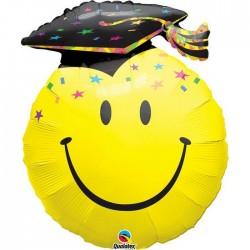 Globo Graduado Sonrisa foil