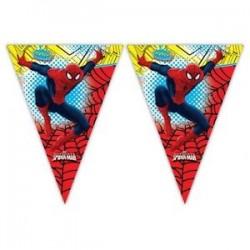 Guirnalda Spiderman Ultimate