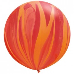 "Globos gigantes 30""-76cm AGATA Qualatex"