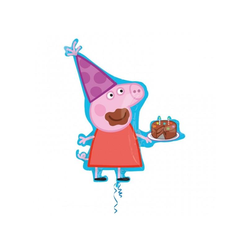 Globo Peppa Pig  foil