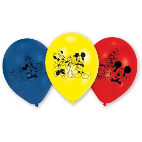 "Globos Mickey 9""-23cm"