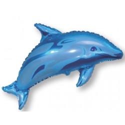 Globo Delfín Sencillo TG Foil