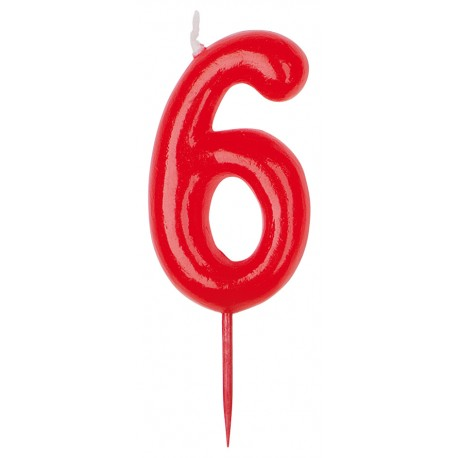 Vela número 6