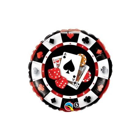 Globo casino foil