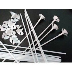 Varillas con soporte Pack 1500u