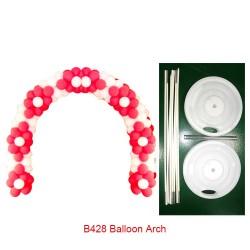 Estructura ARCO de globos