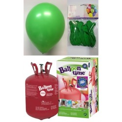 PACK globos ECO LIMA Mediana Plus