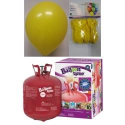 PACK globos ECO AMARILLO grande