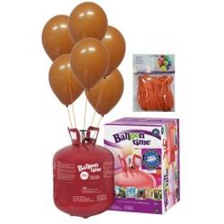 PACK globos ECO naranja GRANDE