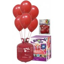 PACK globos ECO rojo GRANDE