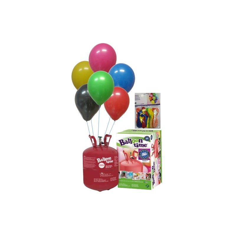 PACK globos ECO SURTIDOS Mediana Plus