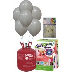 PACK globos ECO blanco Mediana Plus