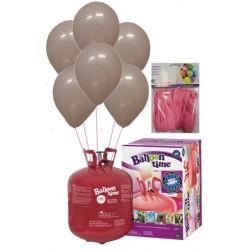 PACK globos ECO rosa GRANDE