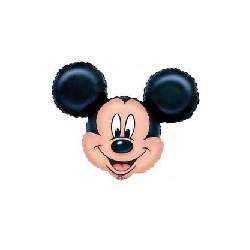 """Globo Mickey 9""""-23cm FOIL"""