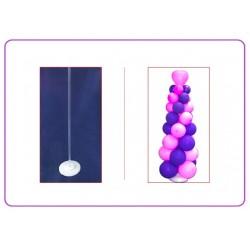 Base para columna de globos
