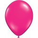 "Globos colores Cristal 5""-13cm Qualatex"