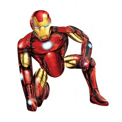Globo IRONMAN LOS VENGADORES Air-Walker