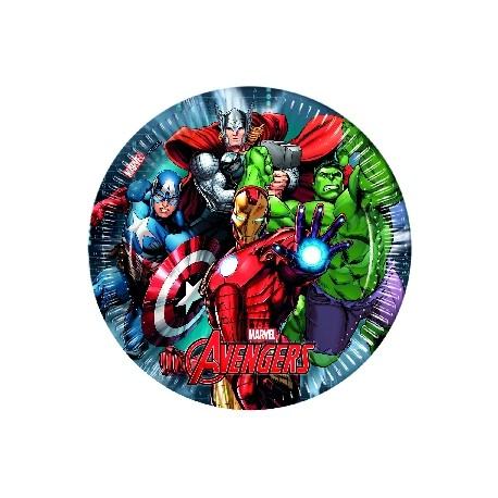 Plato Avengers 23cm