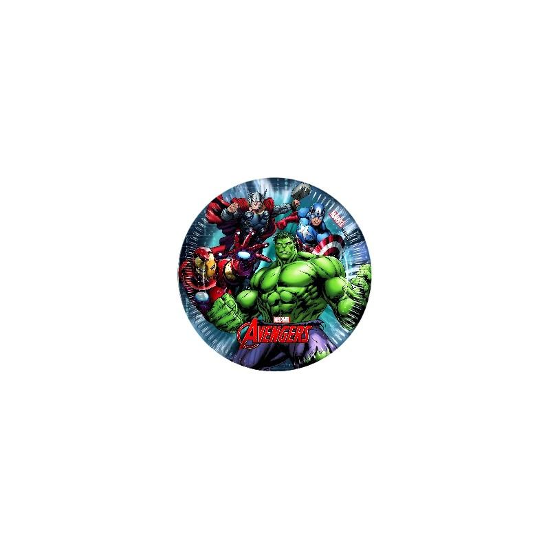 Plato Avengers 20cm