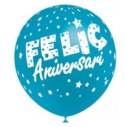 "Globus Feliç aniversari 12""-30cm TG"