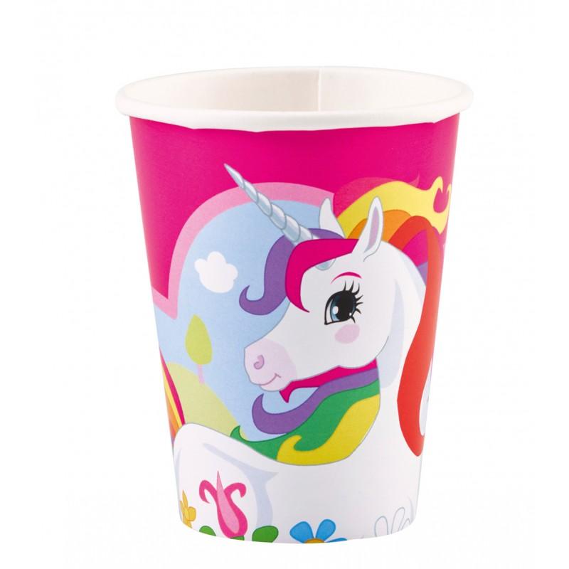 Vasos Unicornio