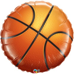 Globo pelota BASQUET Qualatex Foil