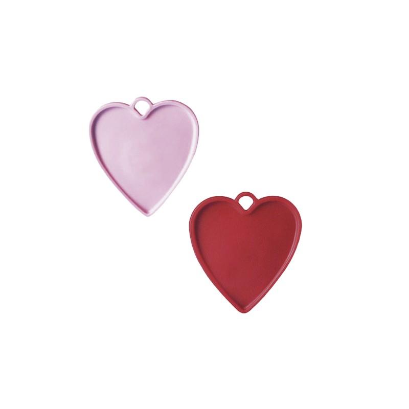 Pesos para globos 8gr corazones