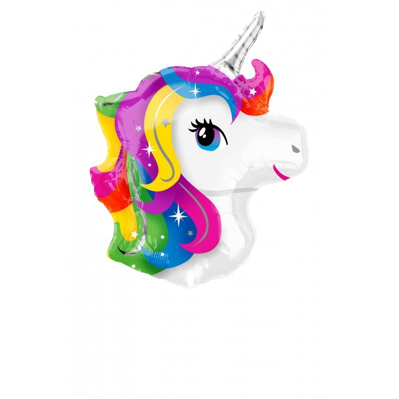 Globo Unicornio pequeño Foil