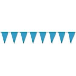 Guirnalda triángulos colores 25m