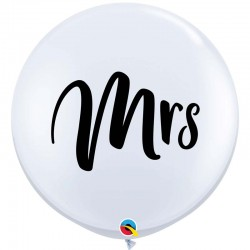 Globos MRS Misses 3'-90cm Qualatex