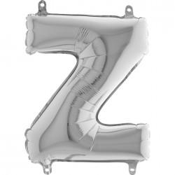 Globo Letra Z de foil TG 36cm