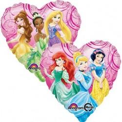 Globo Princesas Disney foil