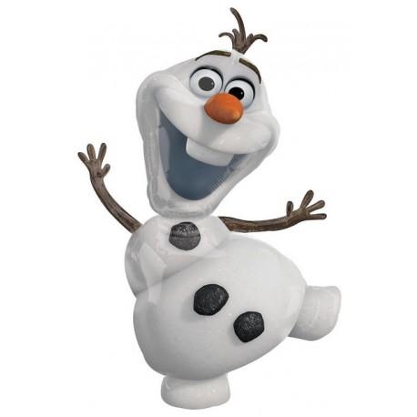 Globo Frozen Olaf Foil