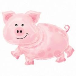 Globo Cerdo Foil