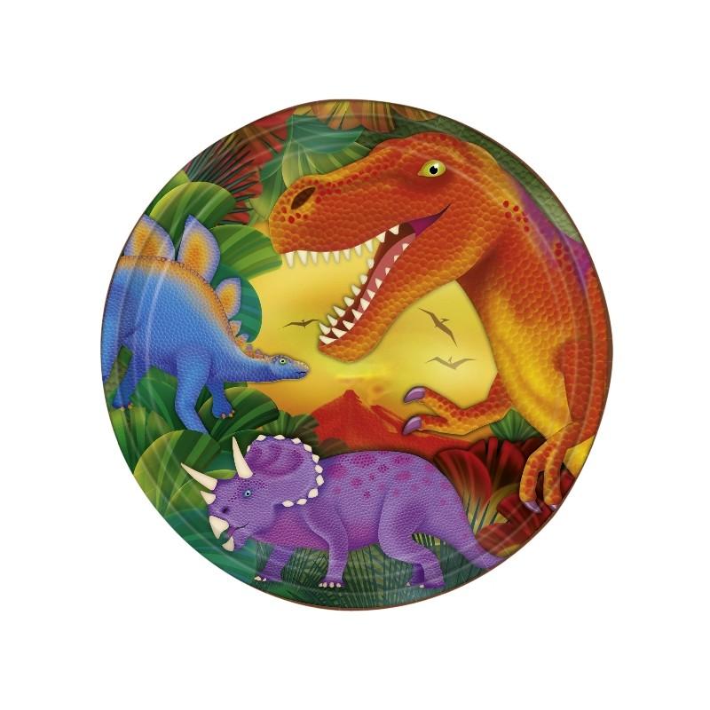Platos Dinosaurios