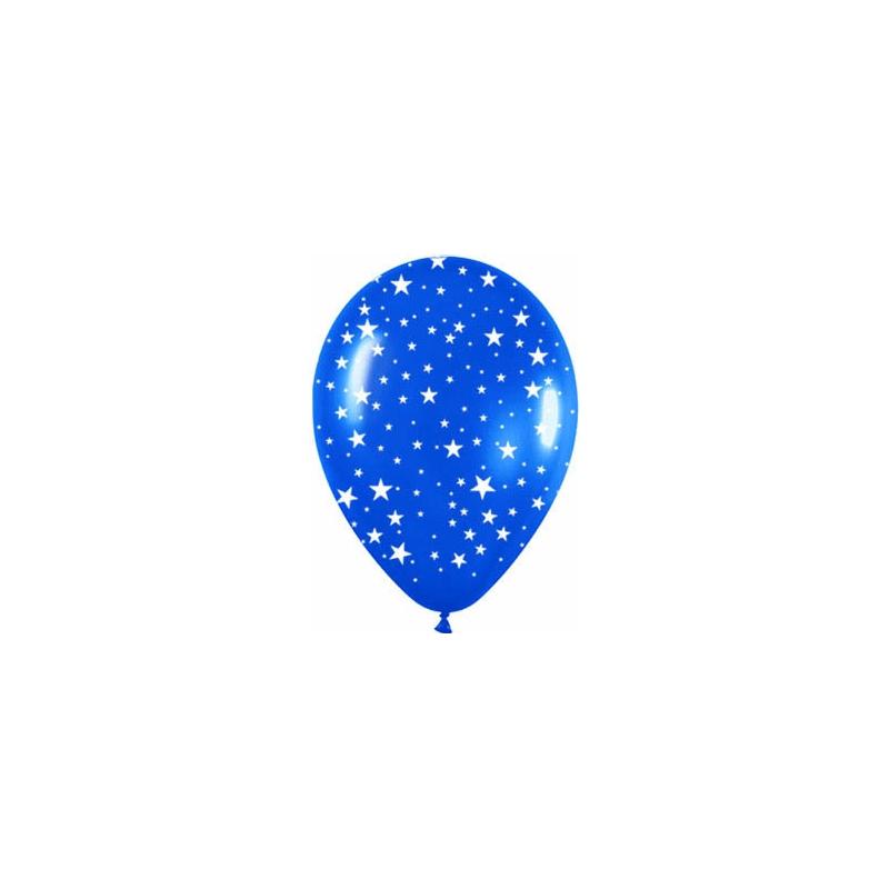 """Globos Estrellas 5""""-12cm Sempertex"""